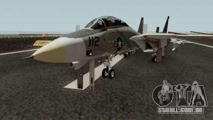 F-14A Pukin Dogs para GTA San Andreas