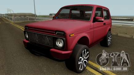 Niva Urban Azelow 2121 para GTA San Andreas