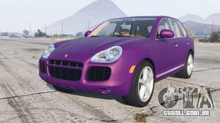 Porsche Cayenne Turbo (955) 2002 para GTA 5