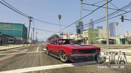 Stop Reversing While Braking 1.3 para GTA 5