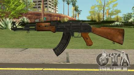 AK-47 (Soldier of Fortune: Payback) para GTA San Andreas