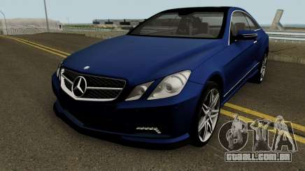 Mercedes Benz E500 Stock para GTA San Andreas