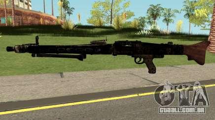 COD-WW2 - MG42 para GTA San Andreas
