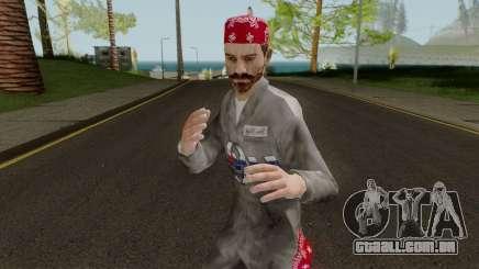 Unix Autoszereio para GTA San Andreas