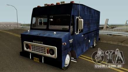 Dodge D300 para GTA San Andreas