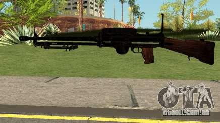 COD-WW2 - Lewis MG para GTA San Andreas