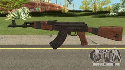 Battle Carnival AKM SKIN 1 para GTA San Andreas