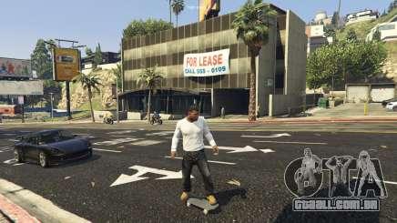 Skate V Plus 1.1 para GTA 5
