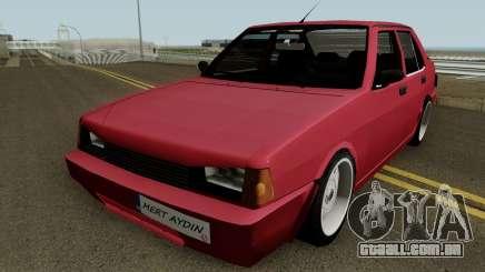 Tofas Dogan X V1 para GTA San Andreas
