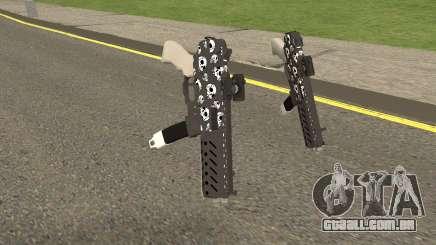 New Tec9 HQ para GTA San Andreas
