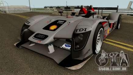 Audi R15 TDI 2009 para GTA San Andreas
