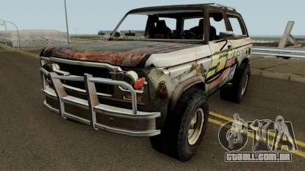 Flatout 2 Blaster XL para GTA San Andreas