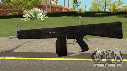 New Combat Shotgun HQ para GTA San Andreas