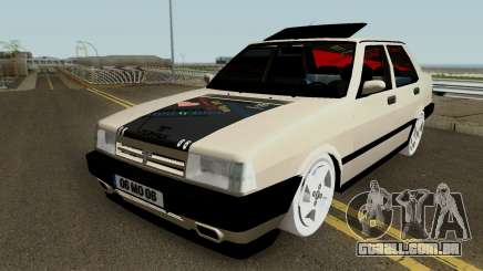 Tofaş g nascido SLX (Modificado) M. O. Construção para GTA San Andreas