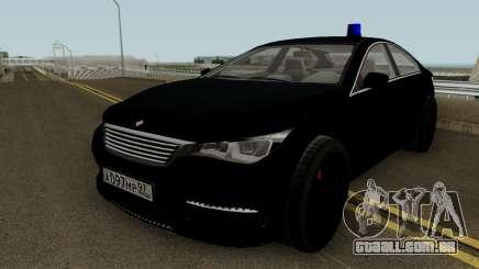 Ubermacht Oracle Russian FSB para GTA San Andreas