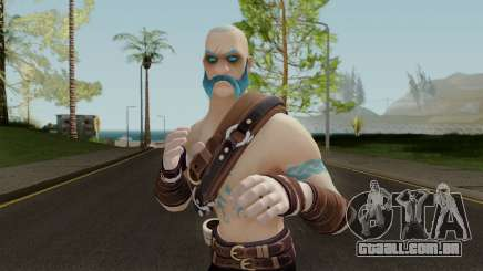 Fortnite Basic Ragnarok para GTA San Andreas
