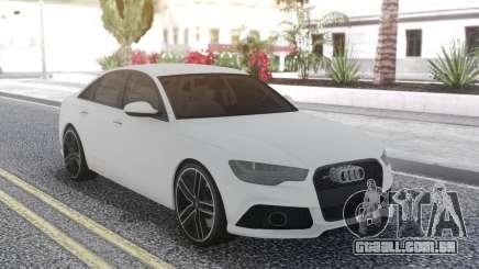 Audi RS6 Sedan para GTA San Andreas