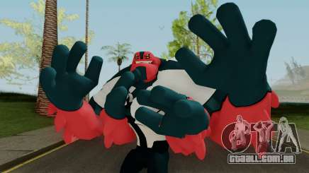 BEN 10 FOUR ARMS SKIN para GTA San Andreas