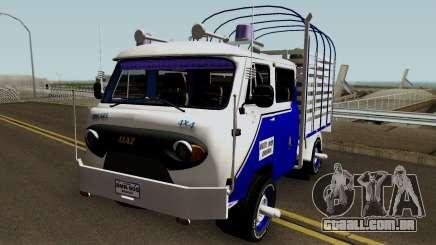 UAZ Fermer Colombiana para GTA San Andreas