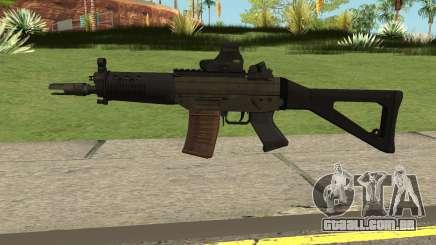 Battle Carnival SIG SG-552 para GTA San Andreas