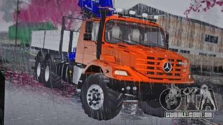 Mercedes-Benz Zetros 2733 para GTA San Andreas