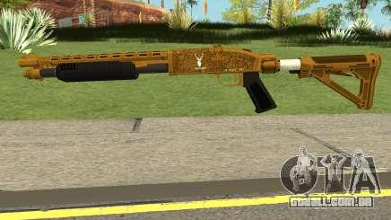 Chromegun Lowriders DLC para GTA San Andreas