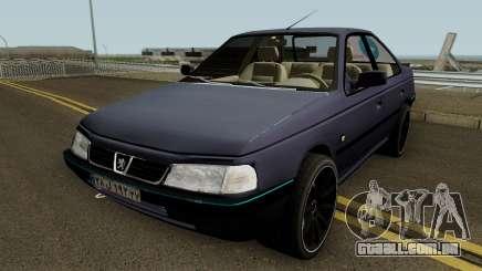 IKCO 405SLX para GTA San Andreas