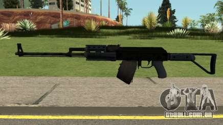 RPK Modernized Version GTA V para GTA San Andreas