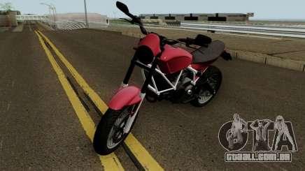 Pegassi Esskey GTA V HQ para GTA San Andreas