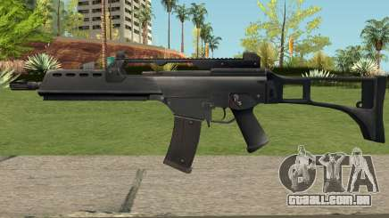 HK-G36KV (Soldier of Fortune: Payback) para GTA San Andreas