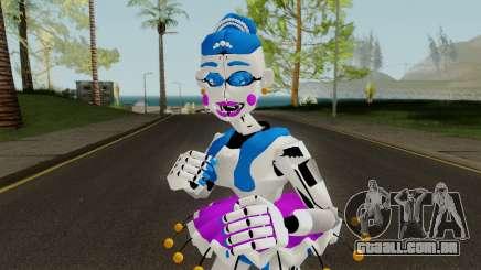 Ballora V2 (FNaF: SL) para GTA San Andreas