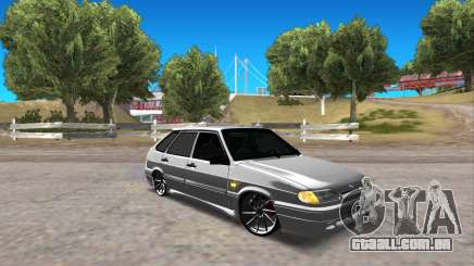 VAZ 2114 Improved Vehicle Features para GTA San Andreas