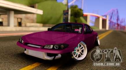 Nissan Silvia S15 Street Racing para GTA San Andreas