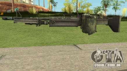 Bad Company 2 Vietnam M60 para GTA San Andreas