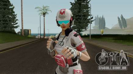 Fortnite Field Surgeon Female para GTA San Andreas