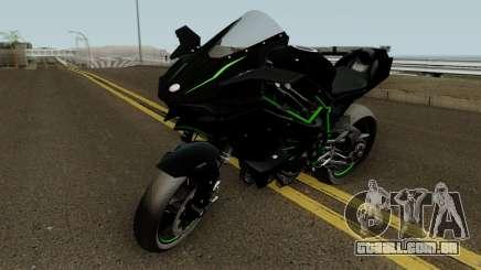 Kawasaki Ninja H2R 2015 HQ para GTA San Andreas