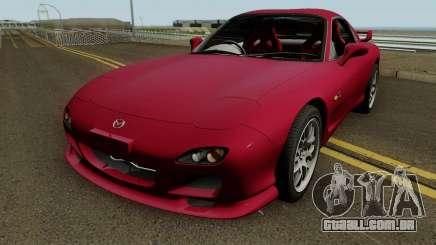 Mazda RX-7 Spirit R Series III FD para GTA San Andreas