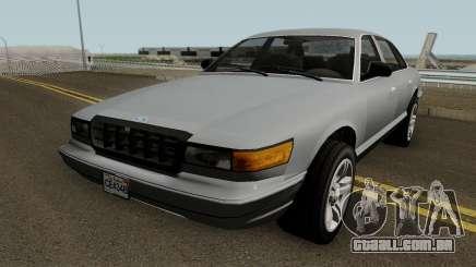 Ford Crown Victoria 1992 (Stanier Style) para GTA San Andreas