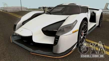 Scuderia Cameron Glickenhaus SCG 003S para GTA San Andreas