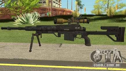 Call od Duty: Online - CheyTac M200 para GTA San Andreas