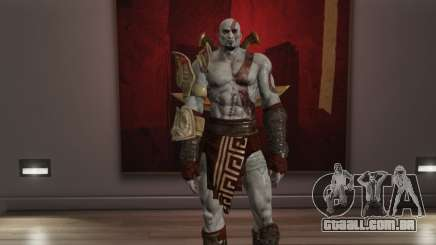 Kratos - God of War III para GTA 5