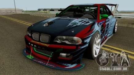 BMW M3 E46 Beast para GTA San Andreas