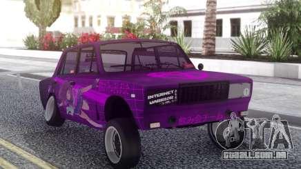 VAZ 2101 Facelift para GTA San Andreas