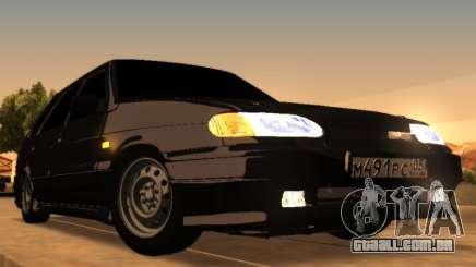 VAZ 2114 Improved Vehicle Features DAG Edit para GTA San Andreas