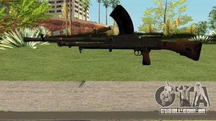 COD-WW2 - BREN LMG para GTA San Andreas