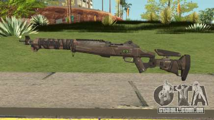 Call Of Duty Black Ops 3: MX Garand para GTA San Andreas
