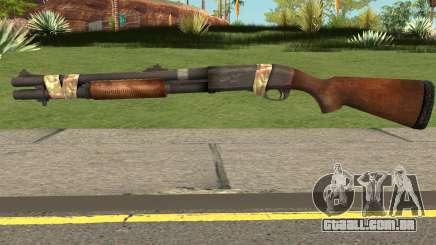 Remington 870 Bad Company 2 Vietnam para GTA San Andreas