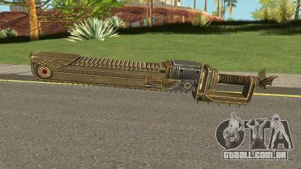 War Hammer 40k Chainsword By Galy Raffo para GTA San Andreas