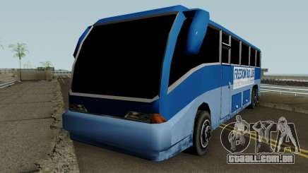 Coach GTA III para GTA San Andreas