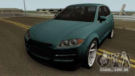 Obey Rocoto from GTA V - SA Style para GTA San Andreas